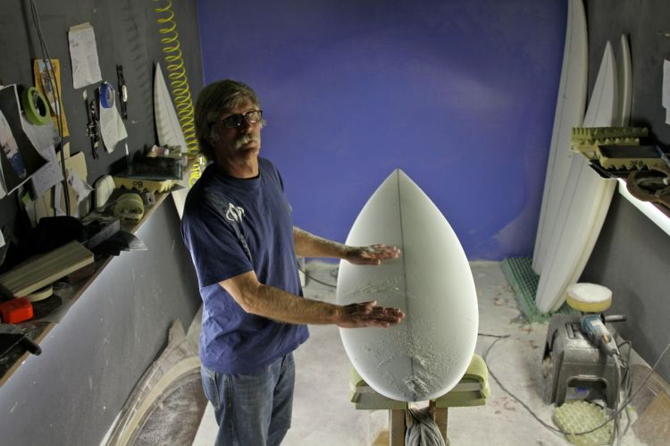 Wahl Surfboards Central Coast CA