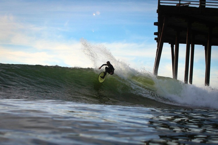 Pismo Beach Surfboard Shapers